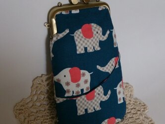 smart phone case (eléphants)の画像