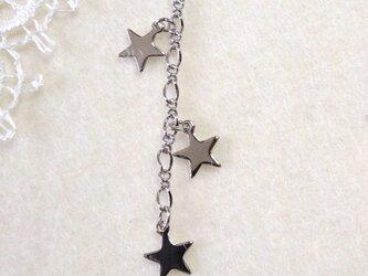 三つ星のブレスレットアジャスター Rの画像