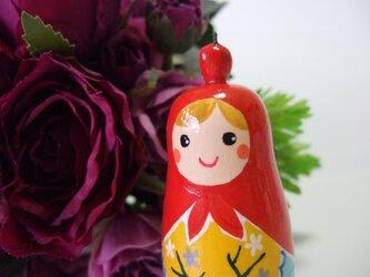 赤ずきんちゃん・マトリョーシカの画像