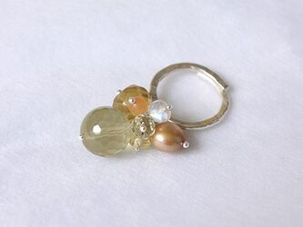 bon-bon ring(はちみつ)の画像