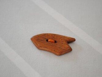 ボタン(ブビンガ)の画像