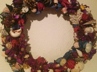 海のリース <Sea Wreath>の画像