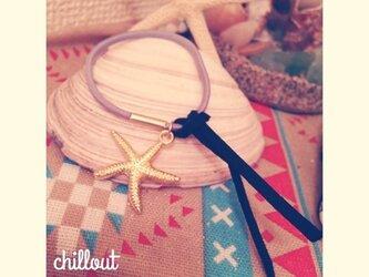 starfish simple grayの画像