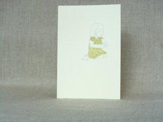 手描きポストカード No.0033の画像