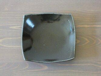 黒角皿の画像