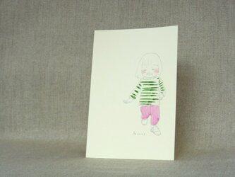 手描きポストカード No.0023の画像