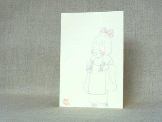 手描きポストカード No.0007の画像