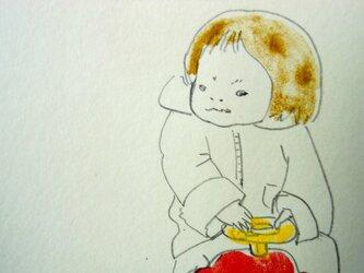 手描きポストカード No.0021の画像