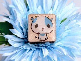 飾れる☆がびょう【うしのミルク】の画像