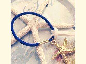 starfish simple darkblueの画像