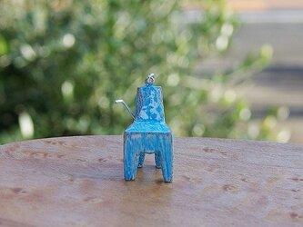 木の椅子のピアス mizuiroの画像