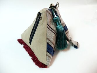 Pyramid pouchの画像