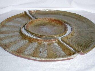 セットでお得! 分割円形皿(S-12)の画像