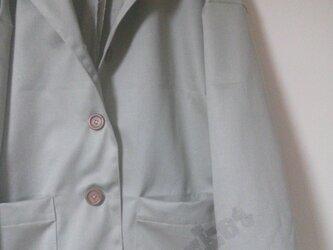 おとうさんの作業着みたいなジャケットの画像