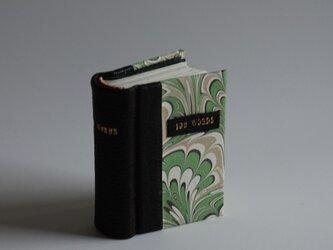 豆本 製本の言葉100の画像