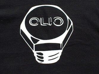 T-シャツ <OLIO> 黒  Mサイズの画像