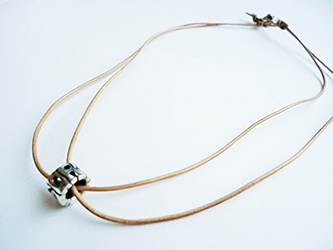 Baby ring+necklace SET(オーダー)の画像