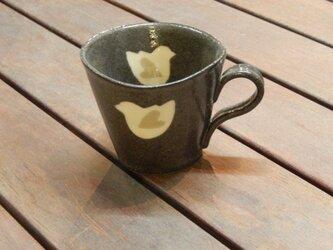 とりマグカップの画像