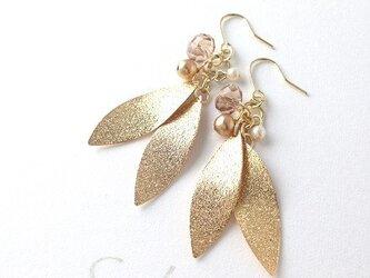 gold leaf*Pの画像