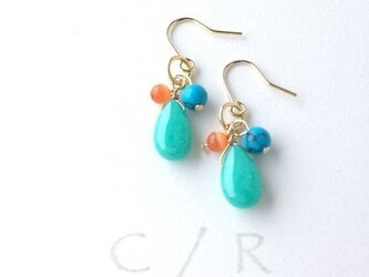 jewel candy-mini*mint greenの画像