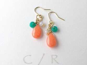 jewel candy-mini*orangeの画像