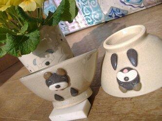 niku・Qレリーフお茶碗の画像