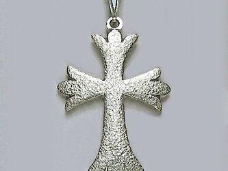 伝統的なモチーフ フローリー十字架 cc20 好評ですの画像