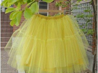 ★SALE 白雪姫 The Saffron Princess Tutudressの画像