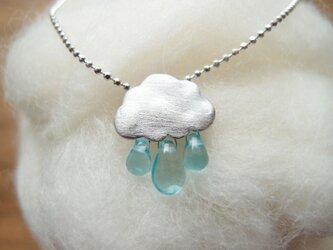 雨雲ペンダント・Three dropsの画像