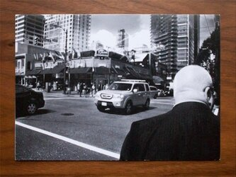 【グリーティングカード】Intersectionの画像