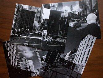 【グリーティングカード】4枚セットの画像