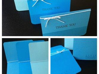 Thank you カード 6枚セットの画像