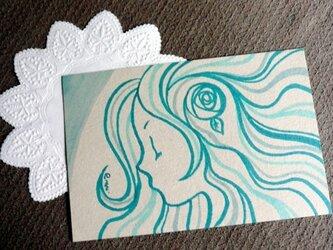 ルナのポストカードの画像