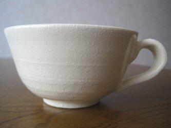 しろいろ マグカップの画像