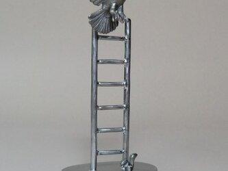 オブジェ「とんでる梟」の画像