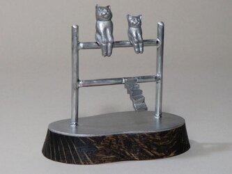 オブジェ「ネコⅠ」の画像