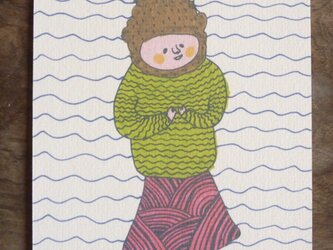 ポストカード happybirthday 3枚セットの画像