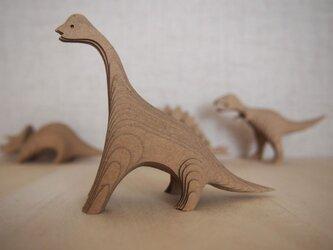 【工作キット】DANSAURUS-ブラキオサウルスの画像