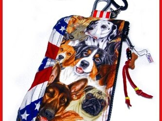 POUCH/American dogの画像
