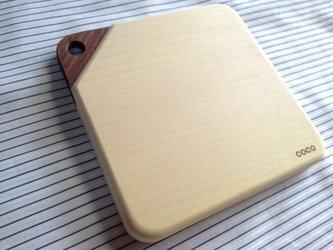 いちょうのカッティングボード Sの画像