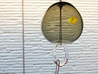 hioi'様オーダー:ほたる風鈴1匹の画像