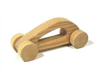 木の車 ワイルド&タフの画像