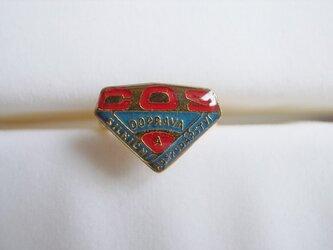 Vintageパーツのリング(COSの画像