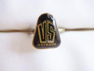 Vintageパーツのリング(VSの画像