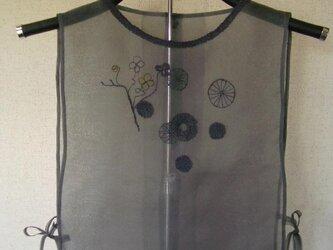草絵木織り®【花いかだ】 クローバーの画像