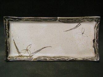 長方形陶板の画像