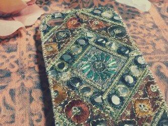 ボヘミアンiPhoneケースアイフォーンの画像