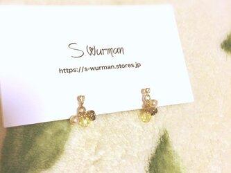 S.Wurman~エスワーマン~ ピアスno.06summerの画像