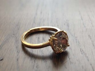 Swaro Vintage Style Ring 8mmの画像