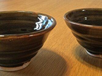 小鉢(黒)の画像
